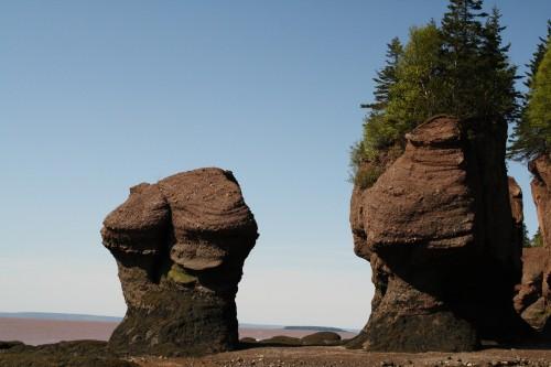 Hopewell Rocks, NB