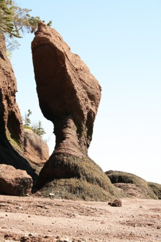 Hopewell Rocks, NB