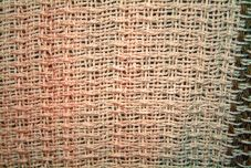 Jody's baby blanket_close-up