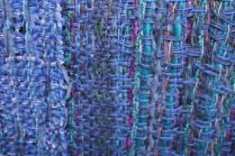 weaving close up
